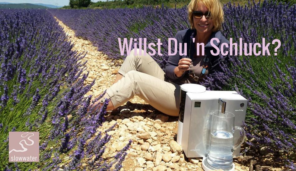 Susanne Schmitz Water Stories