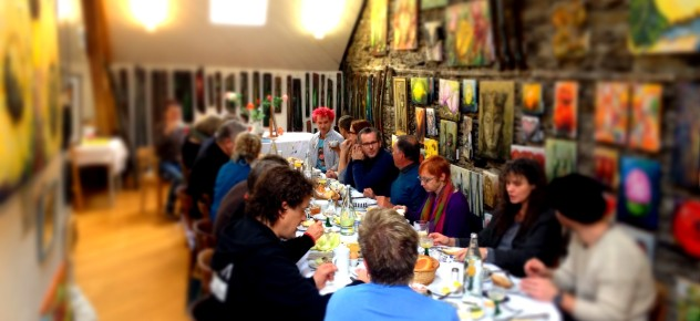 Netzwerk-Frühstück für Selbstständige, Künstler und Kleinunternehmer
