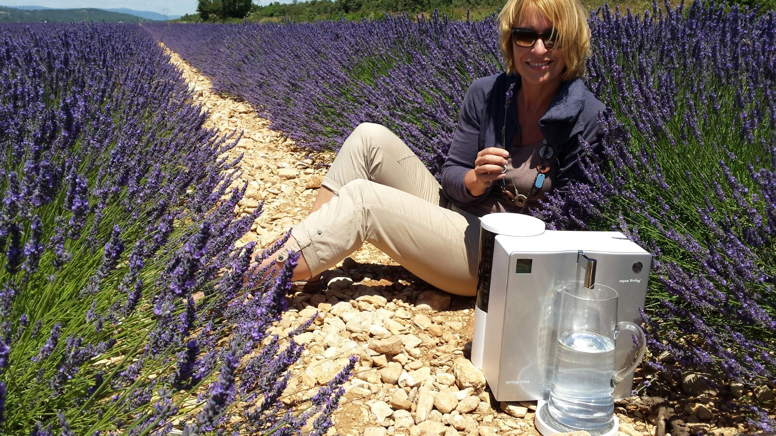 spring-time Wasserfilter Susanne Schmitz